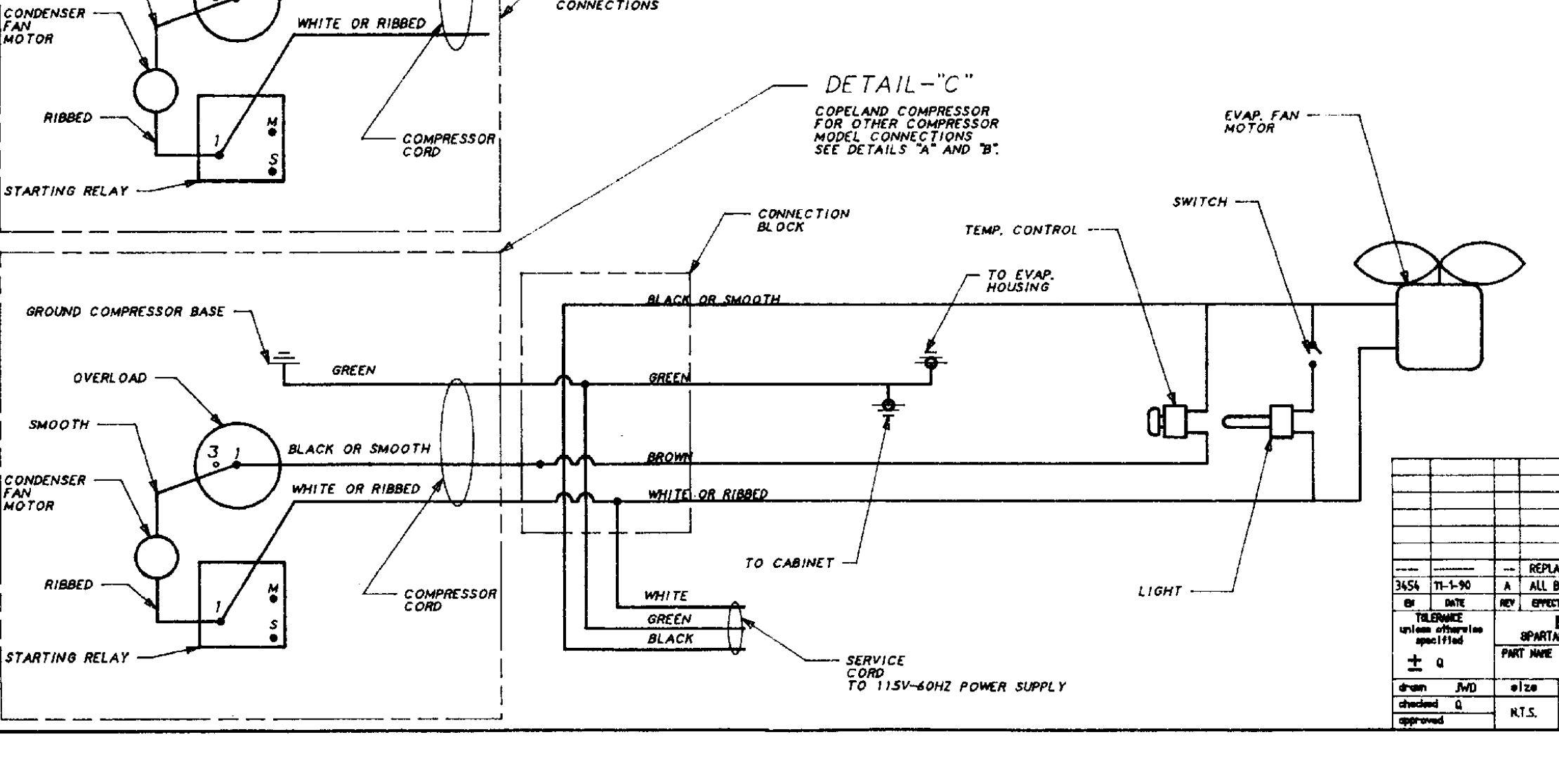 Need Help With Wiring My Fridge  - Fridge-build